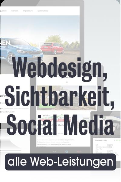 Werbeagentur Dresden für Web-Leistungen