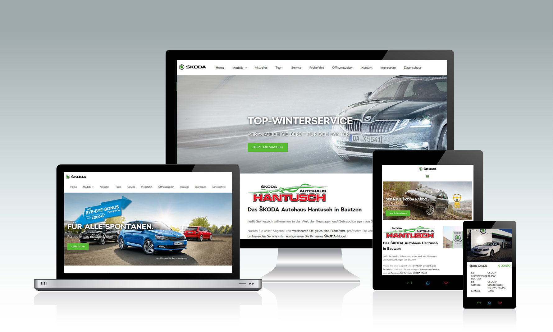 Webdesign Dresden Agentur Iconic Marketing