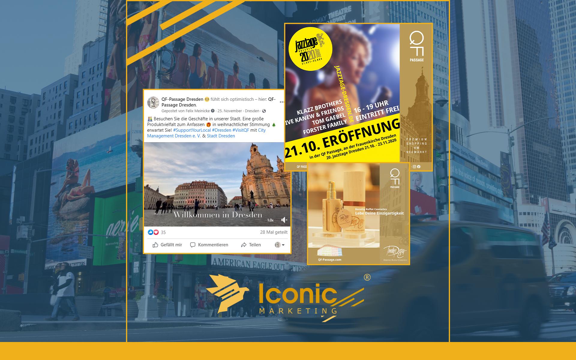 Iconic Marketing Prime produziert Ihre Fotos und Videos