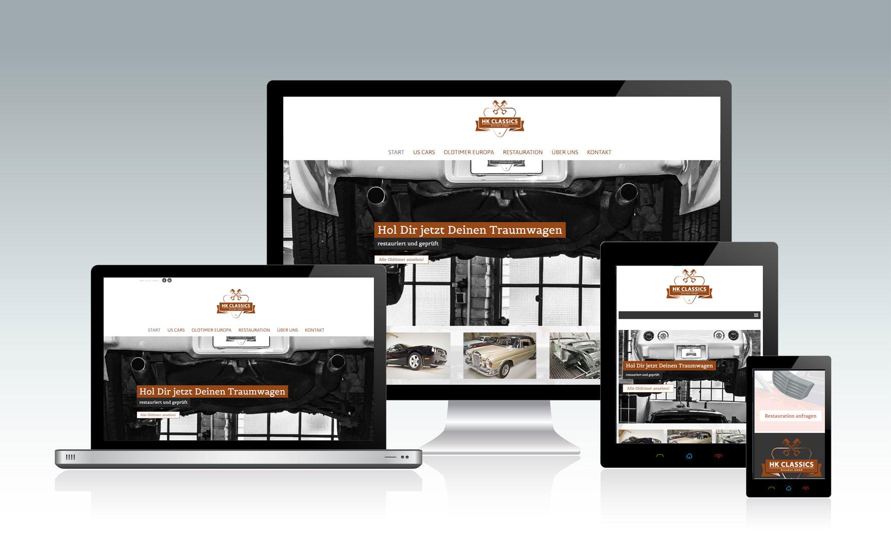 Website-Agentur für Autohäuser