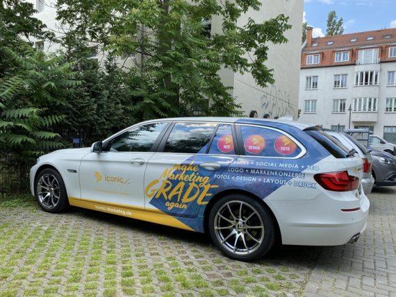 Dresden Beschriftung Fahrzeuge Kfz